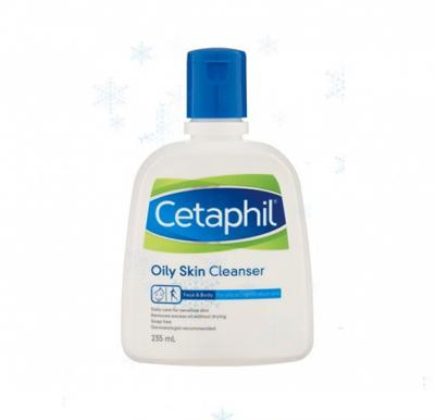 Cetaphil  Oily skin cleanser Pack 125ml