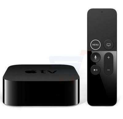 Apple TV 4K 32 GB Black - MQD22