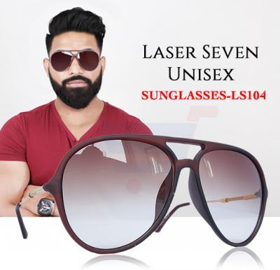 Laser Seven Unisex Sunglasses-LS104