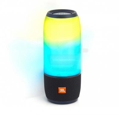 JBL Pulse 3 Wireless Bluetooth IPX7 Waterproof Speaker Black