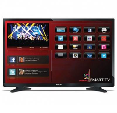Nikai 40 Inch HD Ready Smart LED TV NTV4000SLED6