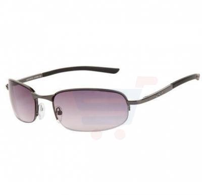 Xsportz Semi Rimless Sport Sunglasses Gun Metal Frame For Unisex, XS72