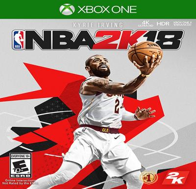 2K Games Nba 2K18 For Xbox One