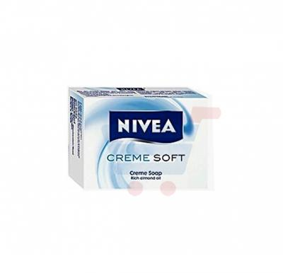 Nivea Soap Cream Soft 100gm