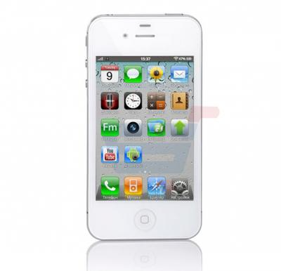 Apple iPhone 4S Smartphone, 3G, 16GB, 3.5inch, iOS 5, Dual Camera, Wifi - White HOURS DEAL