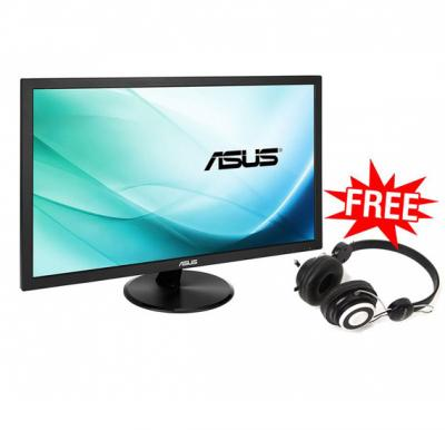 Asus VP229HA - 21.5 inch FHD / 5ms / D-Sub / HDMI - Monitor,VP229HA