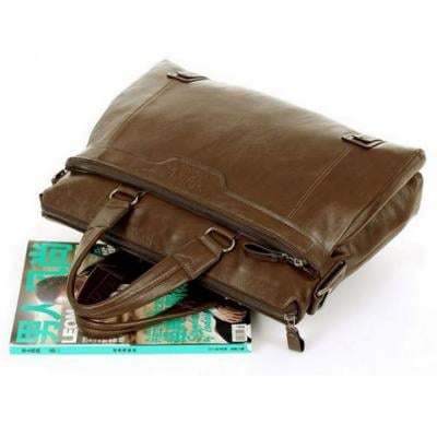 Business Laptop Bag Brown, BY-07