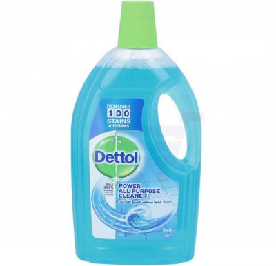 Dettol Liquid Aqua Fragrance All Purpose Cleaners 900ml