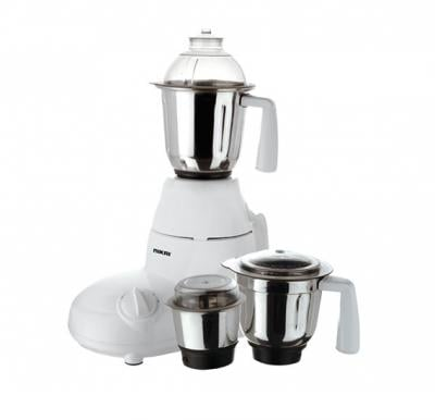 Nikai  Mixer Grinder ,1.5L Liquid Jar,1L Dry Jar,750W,NB894