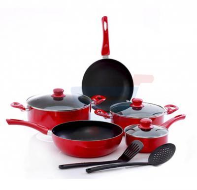 Epsilon 10 Pieces Aluminum Cookware set EN3643