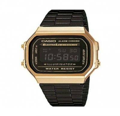 Casio Vintage Series Quartz Digital Watch ,A168WEGB-1BDF