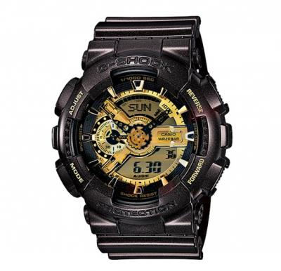 Casio G-Shock GA-110BR-5ADR Wrist Watch For Men-Black