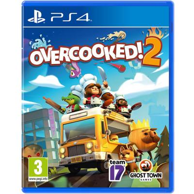 Overcooked 2 Game for PlayStation 4