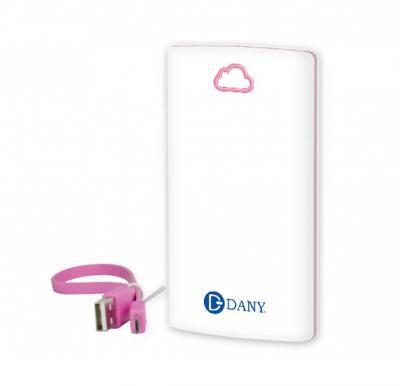 Dany Powerbank PB-50, 2 x Output USB Ports