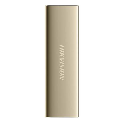 Hikvision T100N Series Portable SSD Gold, HS-ESSD-T100N