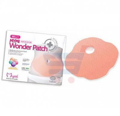 Mymi Wonder Patch, Belly Wing Slimming Patch - 5 Pieces