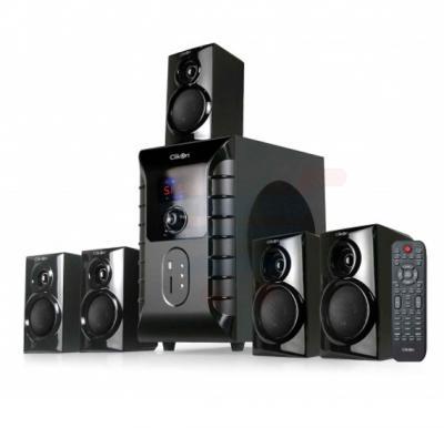 Clikon Multi Media Speaker 5.1- CK805