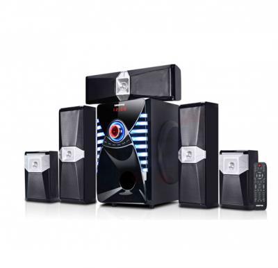 Geepas 5.1 Ch Multimedia Speaker System - GMS11111
