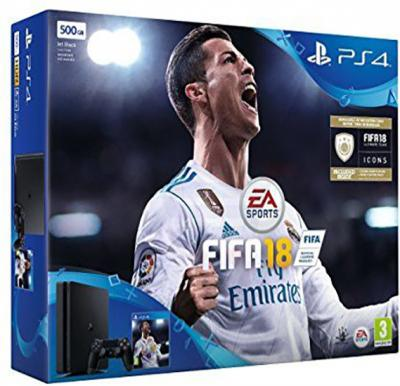 Sony Playstation 4 500GB Slim Fifa 18