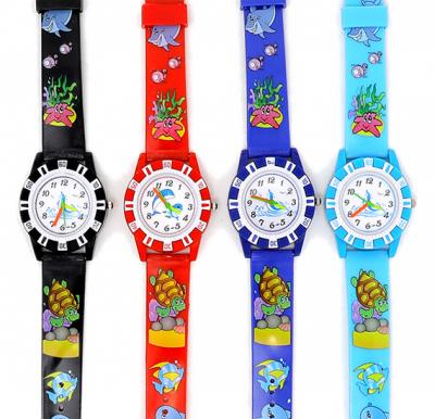 4 Piece Cartoonic Fashion Kids watch, Royalhand