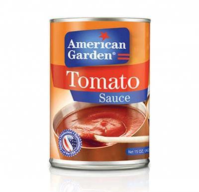 American Garden Tomato Sauce Can 15 Oz