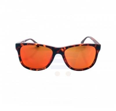 Nautica Round Havana Frame & Mirror Mirrored Sunglasses For Woman - N3608SP-245