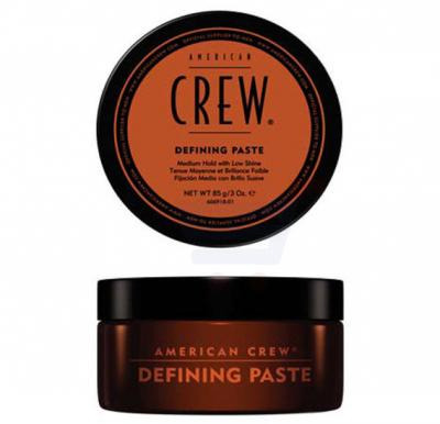 American Crew Defining Paste Med Hold & Low Shine 85G