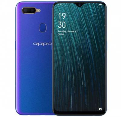 Oppo A5S Dual SIM 32GB 3GB RAM 4G LTE -Blue