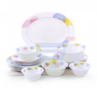 Epsilon 24 Pcs Dinner Set EN3653