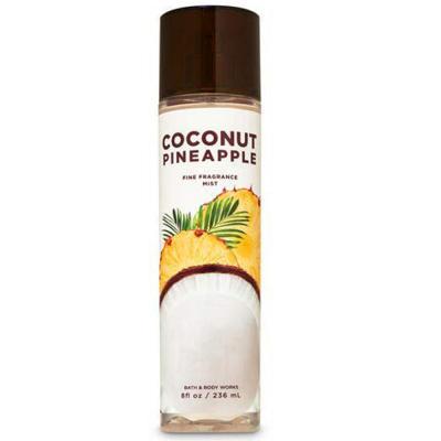 Bath and Body Works Coconut Pineapple Fine Fragrance Mist