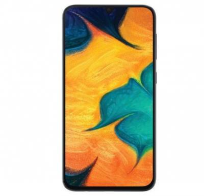 Samsung Galaxy A30 Dual SIM - 64GB, 4GB RAM, 4G LTE, White