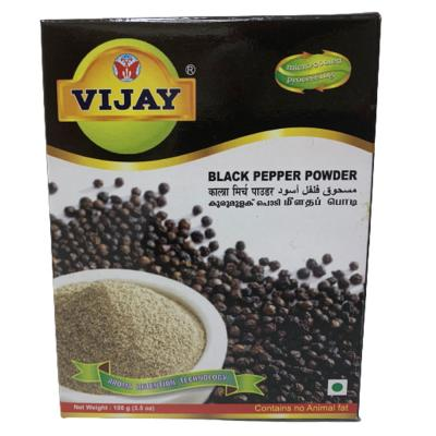 Vijay Black Pepper Powder, 100gm