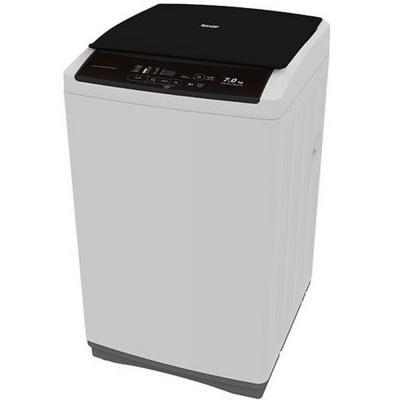 Sharp 7KG Washing Machine Top Load, ES-ME75CZ-S
