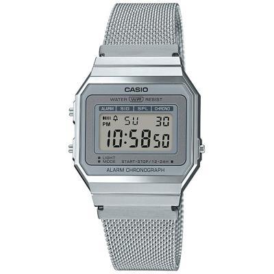 Casio Vintage Series Digital Grey Dial Unisex Watch, A700WM-7ADF D170