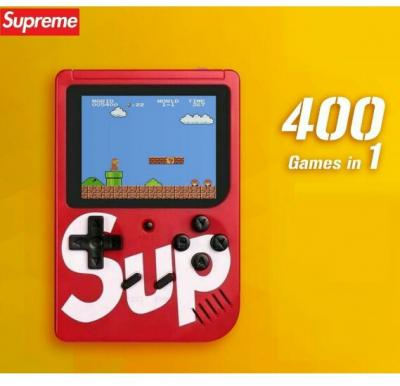 Supreme 400 Games In One Box
