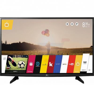 LG 49 inch LED Full HD Smart TV With Built in HD Receiver 49LH590V