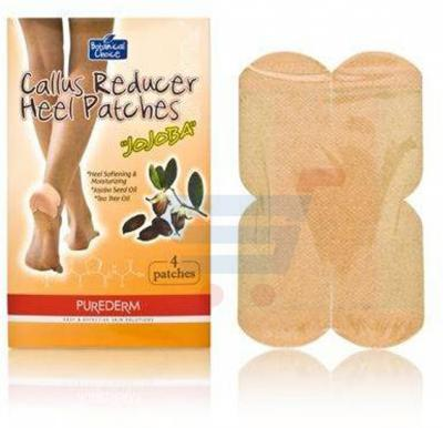 Botanical Choice Callus Reducer Heel Patches