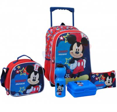 Mickey Animated Fun Promotion Trolley Bag 16 Tr - 162-MAF0001-16