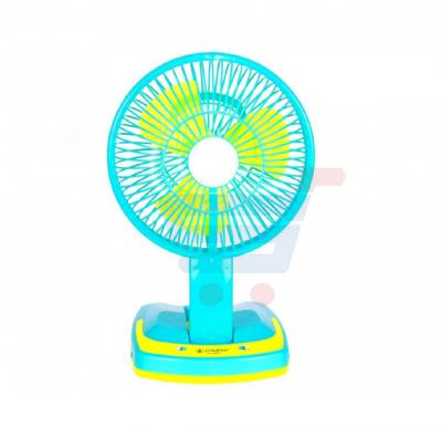 Powerful Rechargeable Fan With 21 SMD LED Llights, JY SUPER JY5590