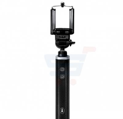 i-Life ZED SNAP 3 in 1- Torch, Powerbank 5000 mah & Selfie Stick - Black
