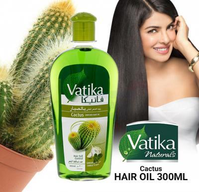 Dabur Vatika Cactus Hair Oil 300ml