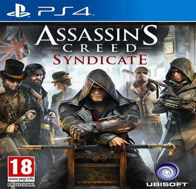 Ubisoft Assassin Creed Syndicate For PS4