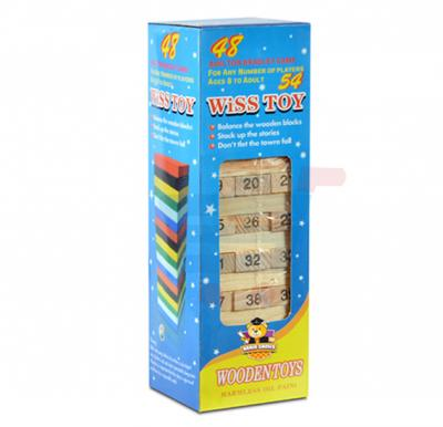 Brain Games Balance The Wooden Blocks Wiss Toys
