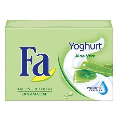 Fa Soap Yoghurt Aloe Vera 175gm
