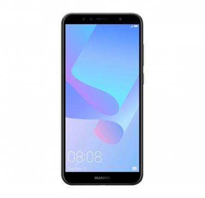 Huawei Y6 2GB Ram,8GB Memory,Black Color