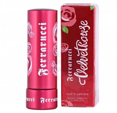 Ferrarucci Velvet Rouge Lipstick 3.8g, Fantasy Red