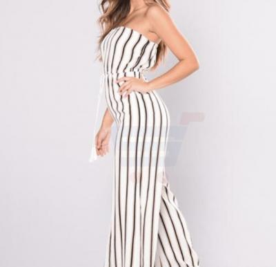 Lakoki More Stripes Jumpsuit - XXL
