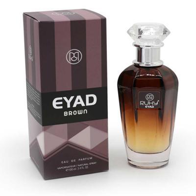 Ruky Eyad Brown Edp Perfume, 100 ML
