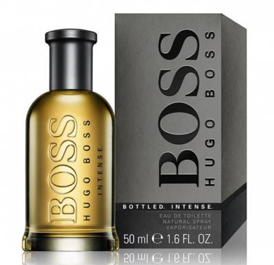 Hugo Boss Bottled Intense  Edt 50 ml Perfume For Men