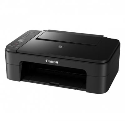Canon Pixma TS3140 All-in-One WiFi Color Printer, Black